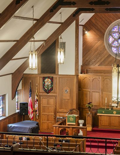 HD Squared Architects - Cheverly United Methodist Church - Renovation