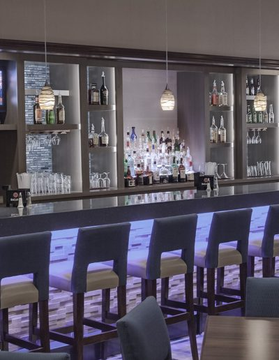 HD Squared Architects - Conference Center - Restaurant - Bar - Renovation