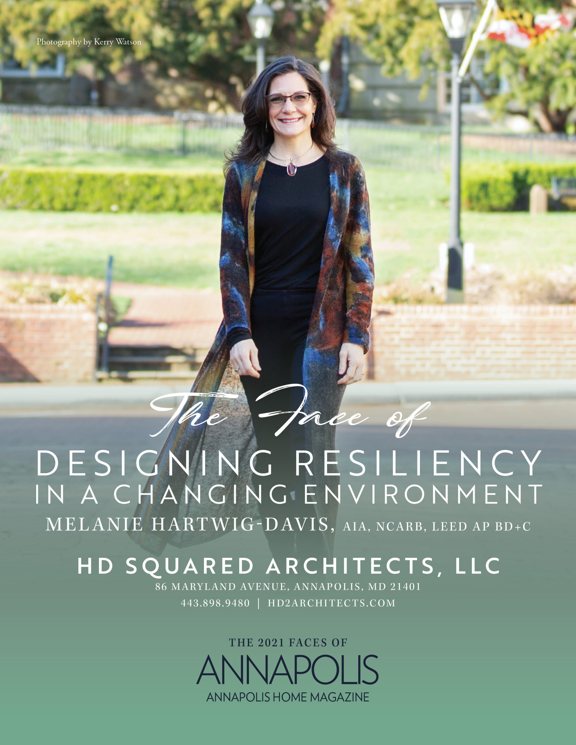 HD Squared Architects-Faces of Annapolis 2021
